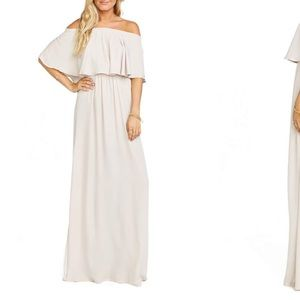 Show me your mumu hacienda gown